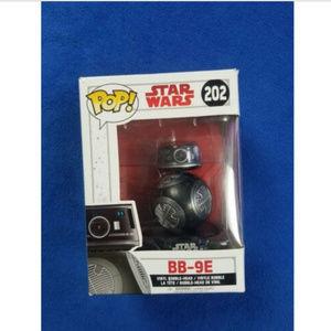 Funko Pop! Star Wars: The Last Jedi - BB-9E- Exclu